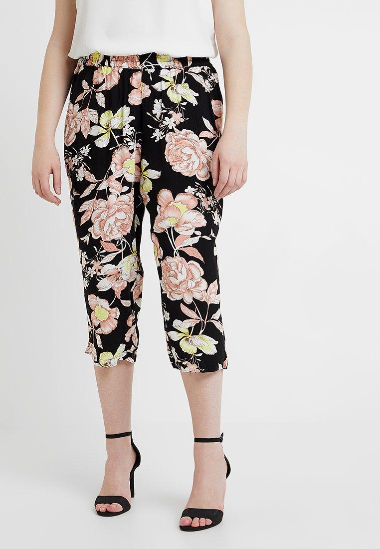 Zizzi - VVIGA 3/4 PANTS - Shorts - yellow nectar