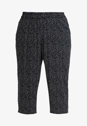 VVIGA 3/4 PANTS - Short - black