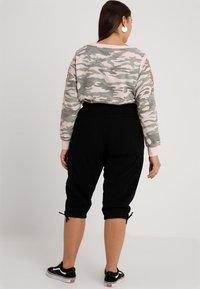 Zizzi - MARRAKESH KNICKERS - Shorts - black - 2