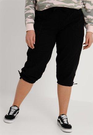 MARRAKESH KNICKERS - Shorts - black