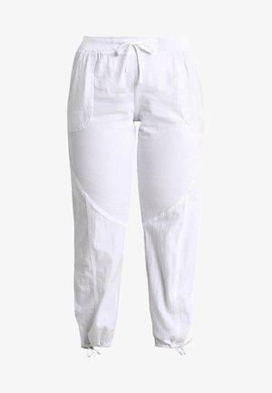 MMARRAKESH LONG PANT - Trousers - bright white