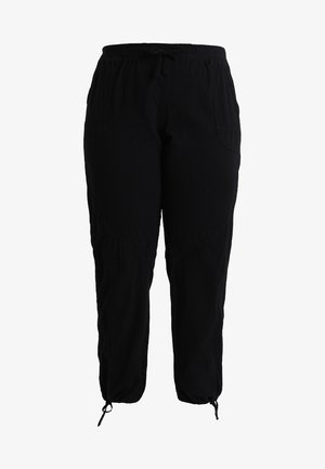 MMARRAKESH LONG PANT - Broek - black