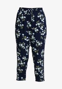 Zizzi - LONG PANTS - Pantalon classique - dark blue - 4