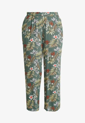 VCIGGA LOOSE FIT PANT - Bukse - green tropic