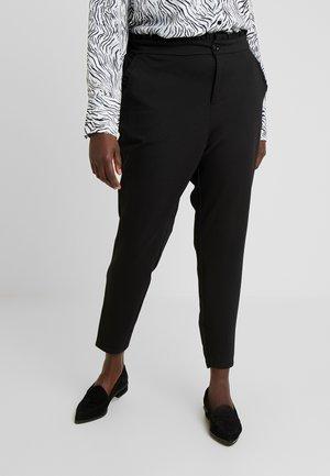 JMADDISON CROPPED PANT - Kalhoty - black