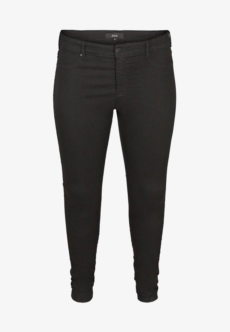 Zizzi - Jeans Skinny Fit - black