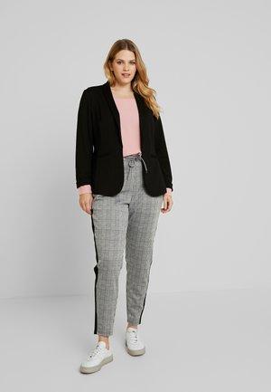 JMADDISON CROPPED PANT - Pantaloni - grey