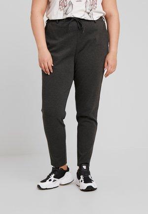 JMADDISON CROPPED PANT - Pantalones - dark grey melange