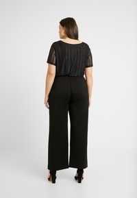 Zizzi - Trousers - black - 2