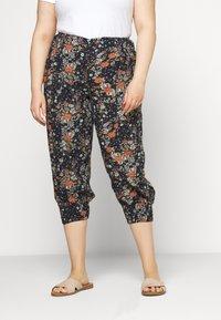 Zizzi - VVIGA PANT - Shorts - multi coloured - 0