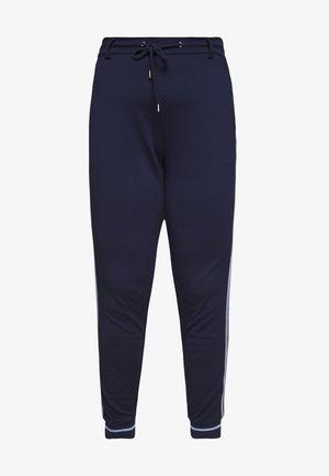 JMADDISON CROPPED PANT - Pantalon classique - peacoat