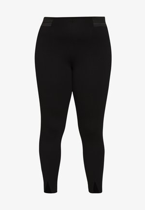 JCURL CROPPED - Leggings - Trousers - black