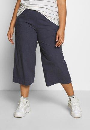 JALLY CULOTTE - Kalhoty - mood indigo