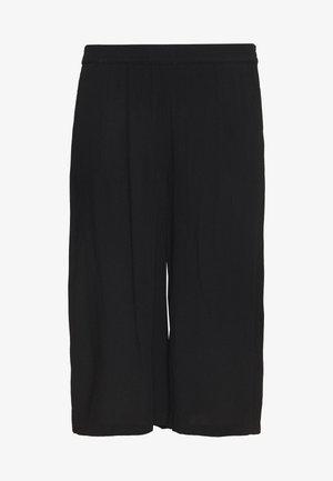 VCIGGA CULOTTE PANT - Short - black solid