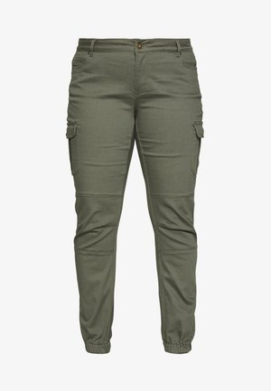 JLISA - Trousers - ivy green