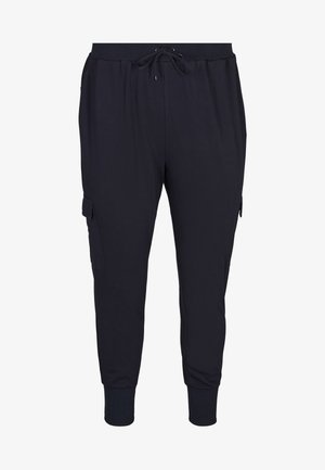 MADDISON - Tracksuit bottoms - dark blue