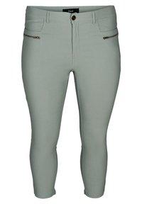 Zizzi - Shorts - green - 0
