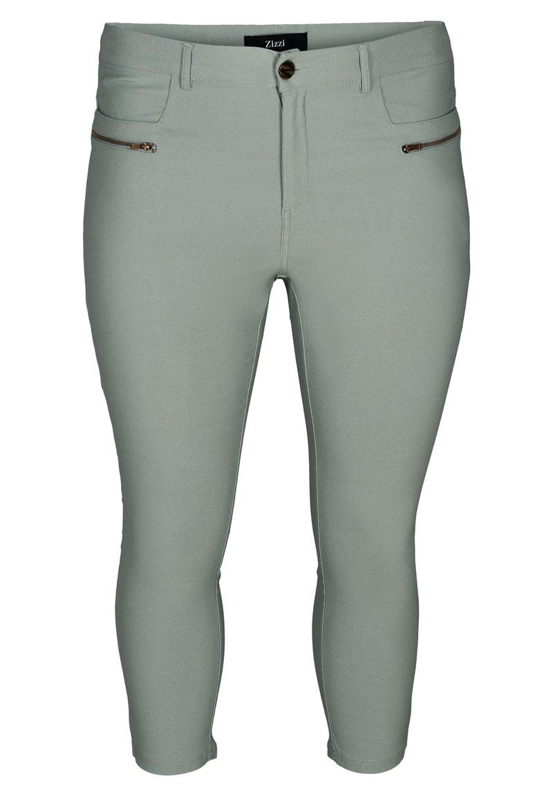 Zizzi - Shorts - green
