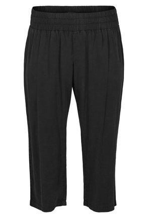 CULOTTES - Pantaloni - black