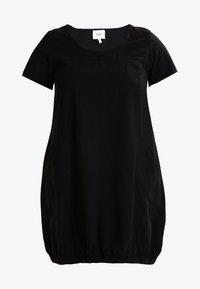 Zizzi - MMARRAKESH DRESS - Denní šaty - black - 5