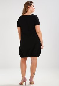 Zizzi - MMARRAKESH DRESS - Denní šaty - black - 2