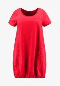 Zizzi - MMARRAKESH DRESS - Day dress - lipstick red - 3