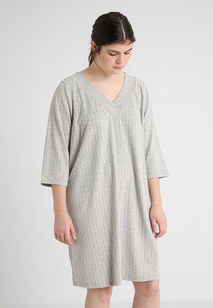 MEMMA - Jerseykjoler - light grey melange