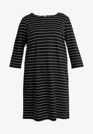 MMICKY DRESS - Vapaa-ajan mekko - black/white