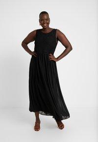 Zizzi - DRESS - Maxi dress - black - 2