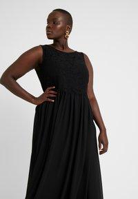 Zizzi - DRESS - Maxi dress - black - 4