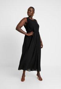 Zizzi - DRESS - Maxi dress - black - 0