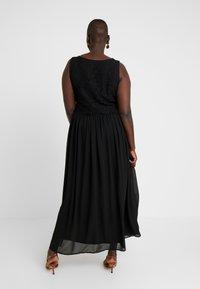 Zizzi - DRESS - Maxi dress - black - 3