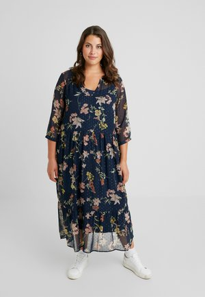 XEMMA MAXI DRESS - Maksimekko - night sky comb