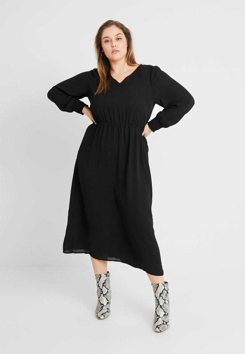 Zizzi - MPEYTON DRESS - Kjole - black
