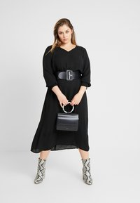 Zizzi - MPEYTON DRESS - Kjole - black - 2