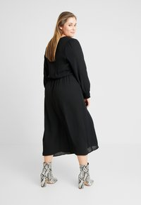 Zizzi - MPEYTON DRESS - Kjole - black - 3