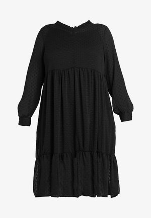 MPAIGE DRESS - Korte jurk - black