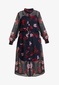Zizzi - MSUDDA DRESS - Robe chemise - dark blue - 4