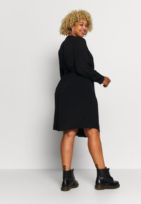 Zizzi - XWYLLIE KNEE DRESS - Kjole - black - 3