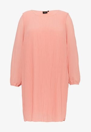 MSIVA ABOVE KNEE DRESS - Robe d'été - salmon
