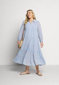 Zizzi - MILUNA DRESS - Blousejurk - forever blue - 1