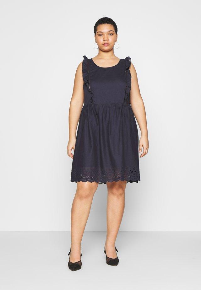VAMELIA DRESS - Denní šaty - dark blue