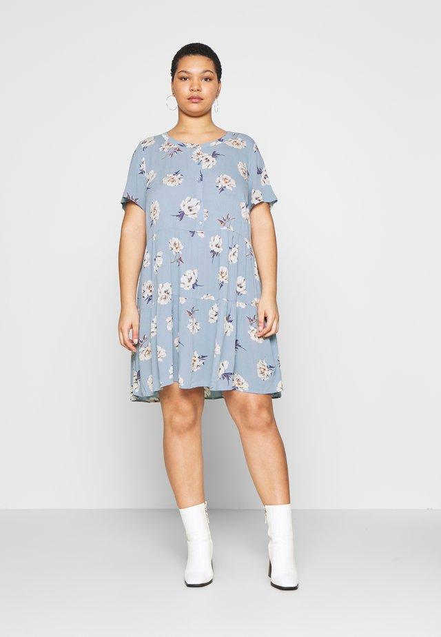 VCIGGA - Denní šaty - light blue