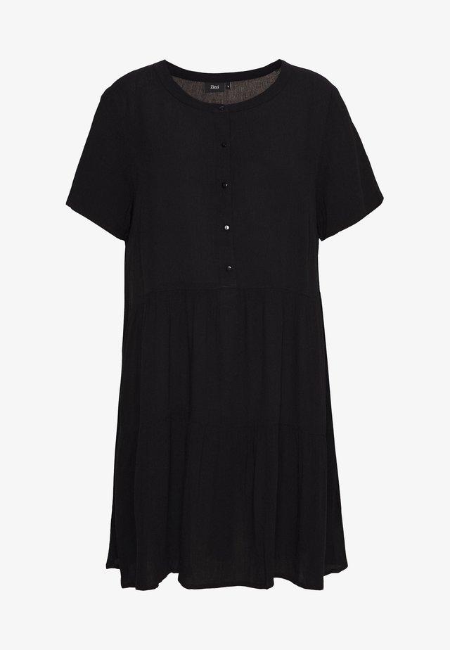 VCIGGA DRESS - Vardagsklänning - black solid