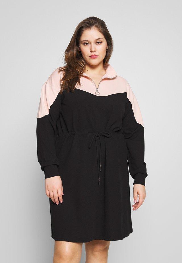 MLENA - Day dress - black