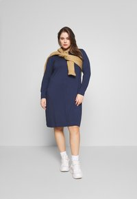 Zizzi - MLILIANA DRESS - Day dress - mood indigo - 1