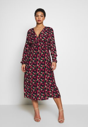 MSILLE DRESS - Robe d'été - black