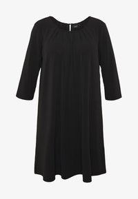 Zizzi - MLILA DRESS - Paitamekko - black - 3
