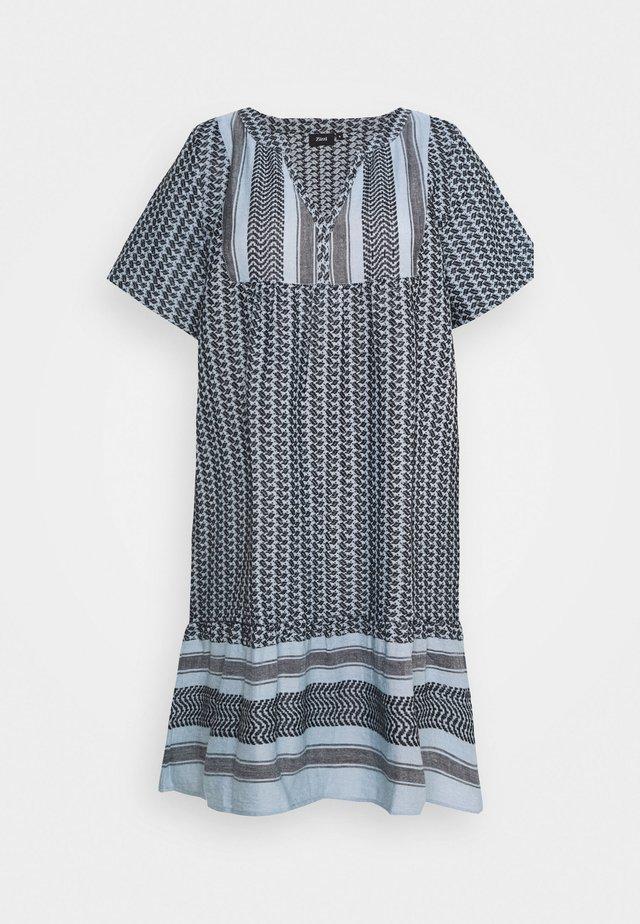 MNESSA KNEE DRESS - Korte jurk - forever blue