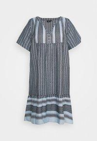 Zizzi - MNESSA KNEE DRESS - Denní šaty - forever blue - 3